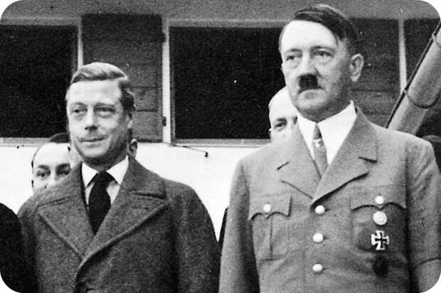 Бывший король, о котором не хотят вспоминать: как дядя Елизаветы II отрекся от трона и примкнул к Гитлеру