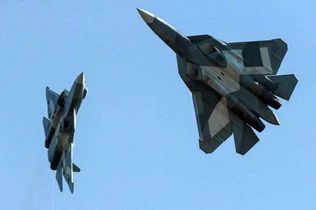 Против кого угодно: эксперт из США назвал четыре преимущества Су-57