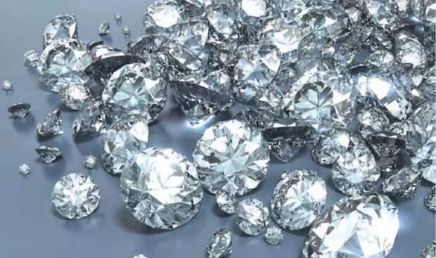 Ученым удалось растянуть алмазы