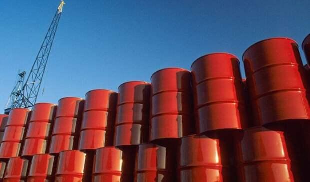 Прогноз цены нефти повысило Минэнерго США