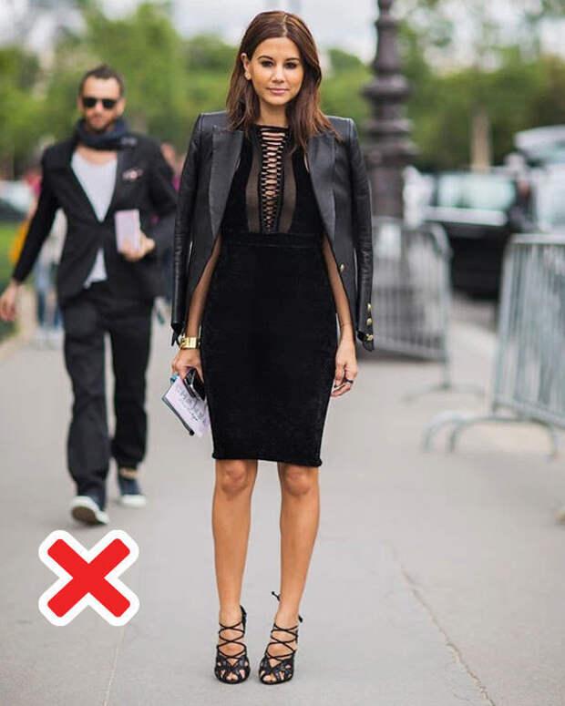Выбираем наряд для корпоратива: 6 признаков (не) модного платья.