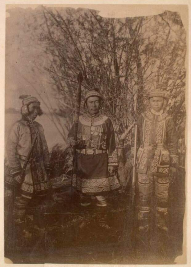 Сахалин  времен Чехова в фотографиях