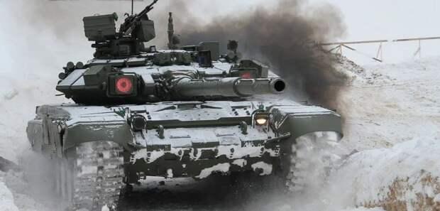 В случае конфликта с Турцией российские танки пойдут через Грузию напролом