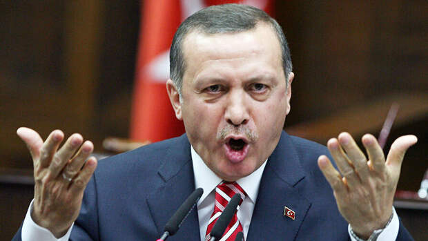 Амбиции господина Эрдогана