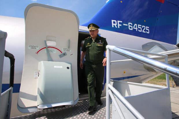 Самолеты НАТО устроили провокацию с главами МИД и МО РФ во время их визита в Ереван