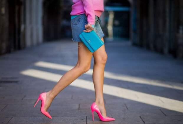 Удобная обувь - залог красивой походки / Фото: ohfashion.ru