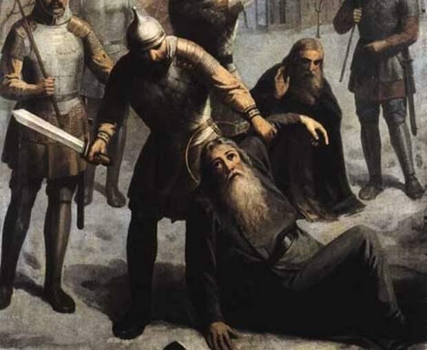 Резня в Кандалакше: за что финские солдаты убили 116 русских монахов?