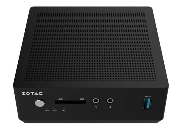 Zotac впервые оснастила свои мини-компьютеры процессорами AMD Ryzen