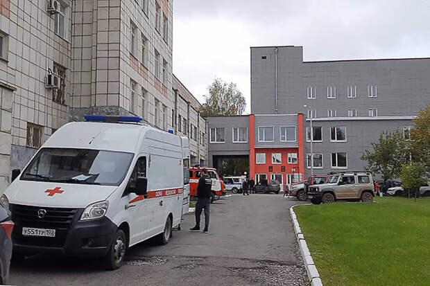 Пострадавшая при стрельбе в Перми рассказала подробности инцидента