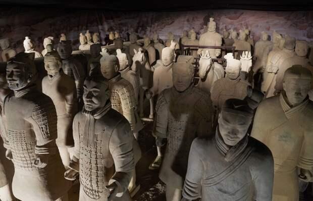В Китае обнаружены захоронения рабочих, которые строили терракотовую армию