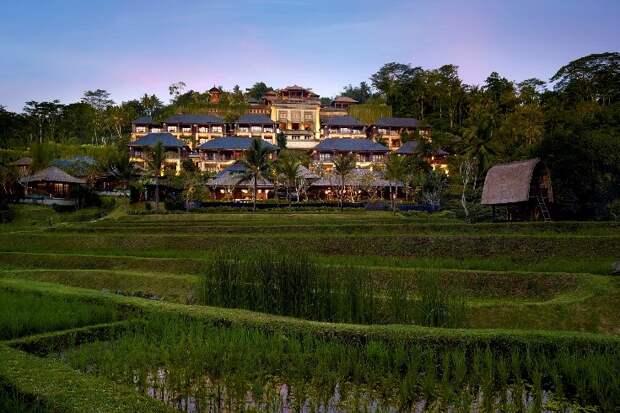 Отель Mandapa, Ritz-Carlton Reserve — лучший выбор