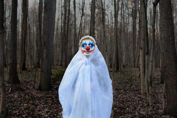 Американцам запретили наряжаться клоунами