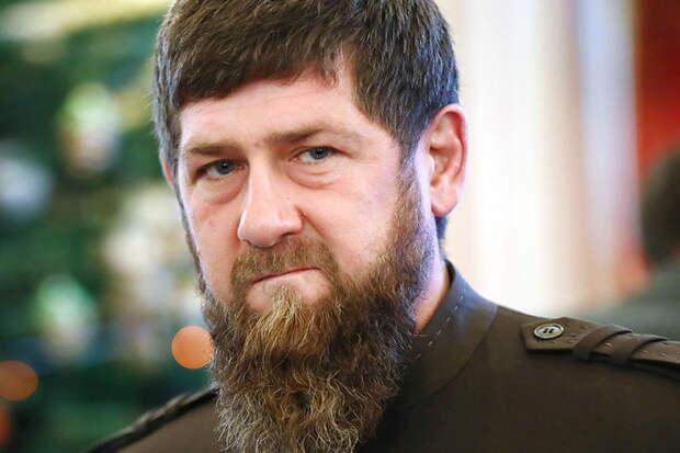 О крупной подставе Рамзана Кадырова