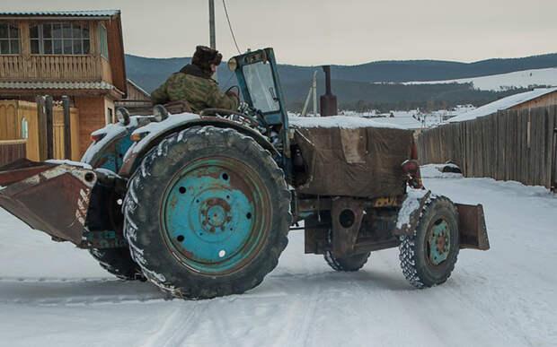 Пьяного тракториста будут судить в Нижегородской области