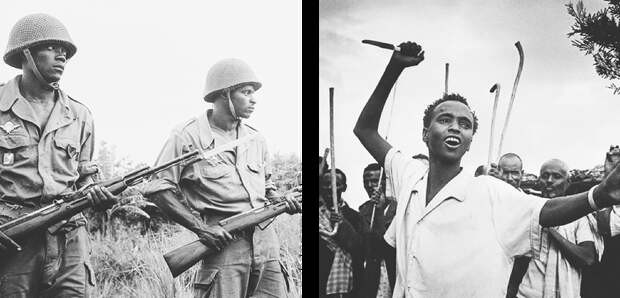 Хаос и Сомали