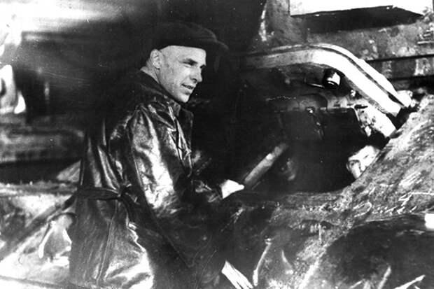 Первый ОБТ комом, или история одного танка