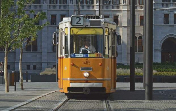 Довоенный общественный транспорт хотят возобновить в Севастополе