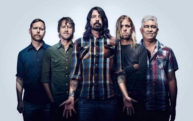 Это рок, или социальное кино? Группа Foo Fighters