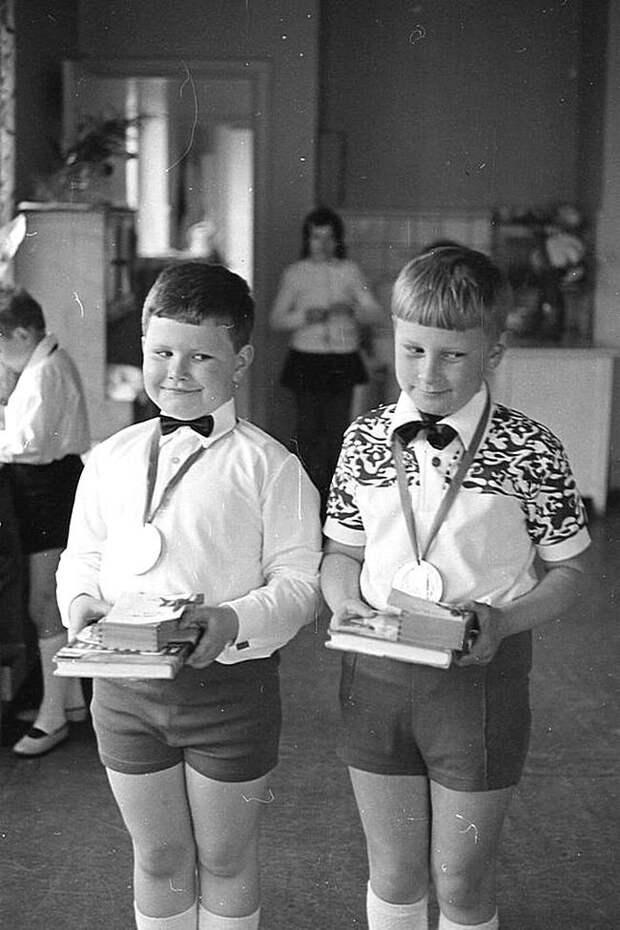 Победители СССР, детство, фотографии