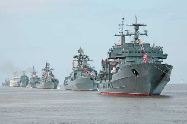 Критерии эффективности ВМФ