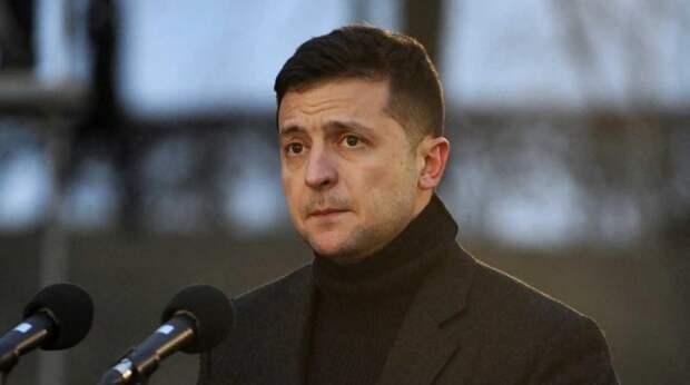Экс-депутат Рады: рейтинг Зеленского стремительно падает