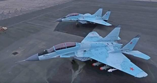 Россия и Индия достигли предварительной договоренности о совместном производстве МиГ-35