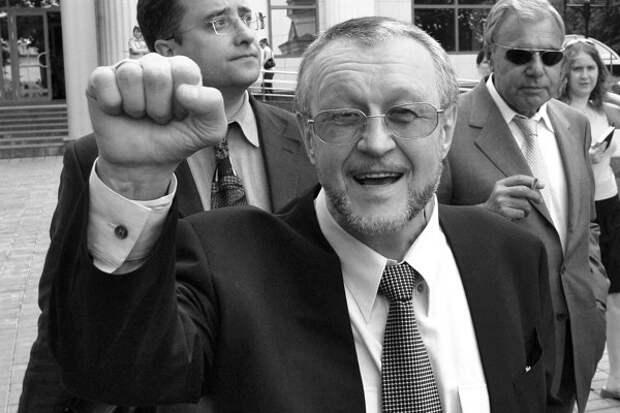 Вячеслав Иваньков после заседания Московского городского суда