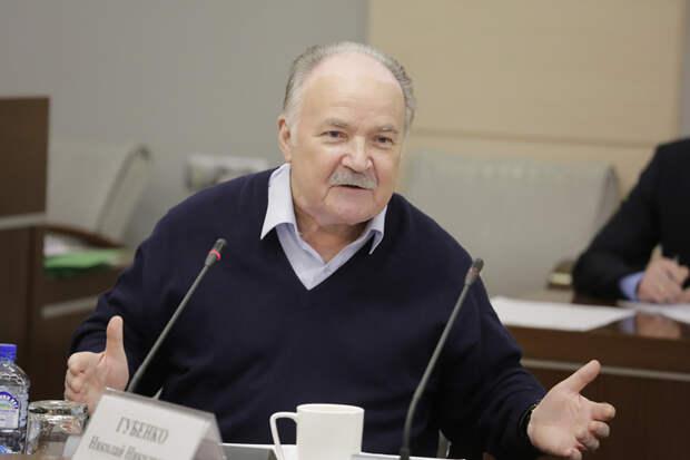 Умер актёр и режиссёр Николай Губенко
