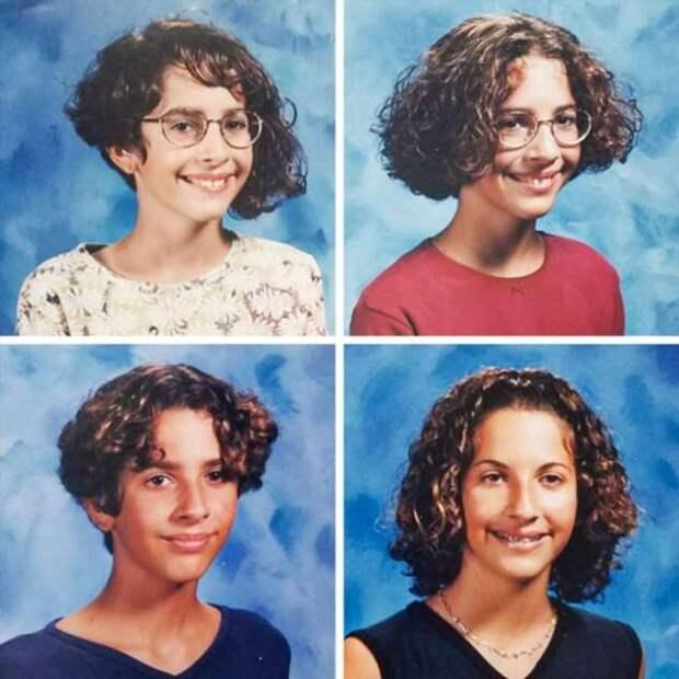 20 раз, когда люди хотели поностальгировать, но чуть не лопнули от смеха над своими детскими фото