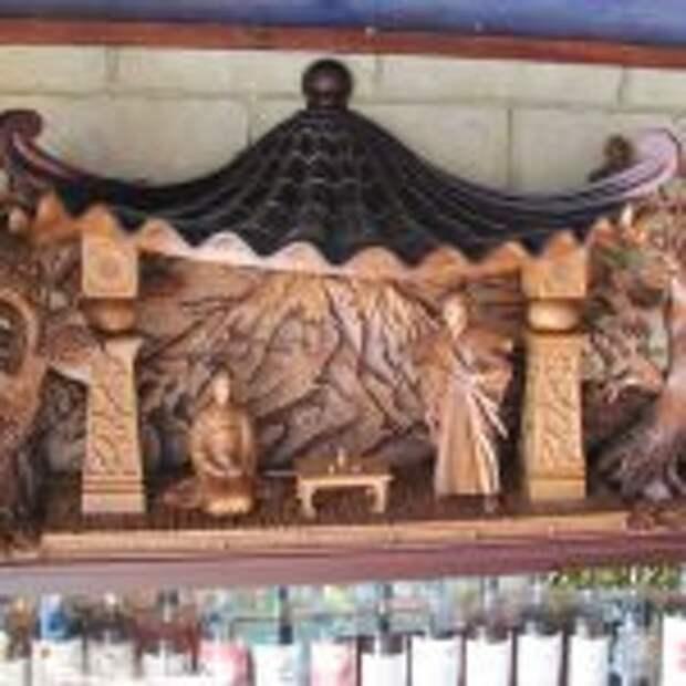 Шкаф под коллекционный Виски,Каруизава,ручная резьба,массив,дуб,ольха,тонировка, патина, 250х120х30см.