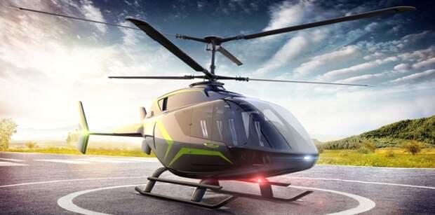 Арабы помогут создать вертолет для Арктики