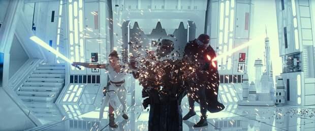 «Звездные войны: Скайуокер. Восход»: Гик, я твой дед