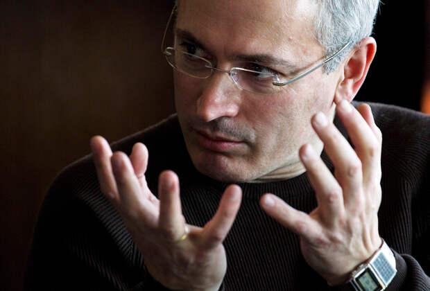 Ходорковский нарушил обещание и радуется