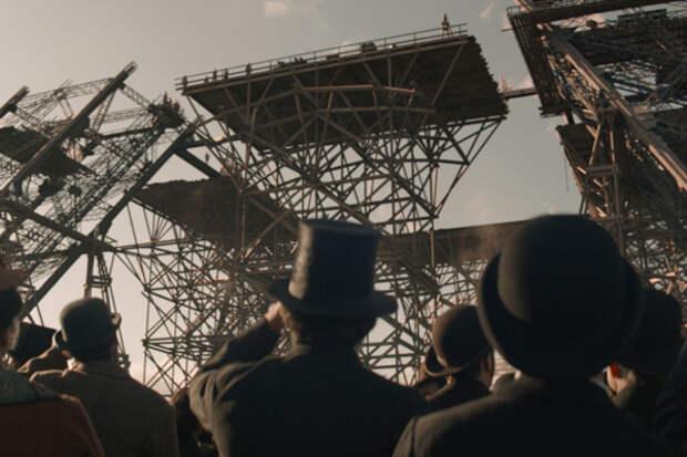 Вышел трейлер фильма «Эйфель» о создании главного символа Парижа