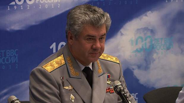 Украина не нужна никому, кроме России, - главком ВВС России