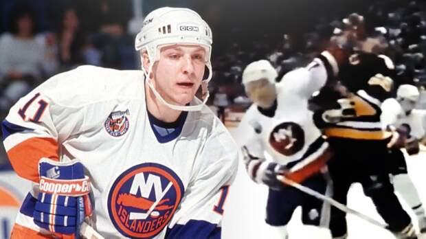 Уложил легенду с одного удара. Российский хоккеист Каспарайтис жестко отомстил канадцу Лемье за атаку сзади: видео
