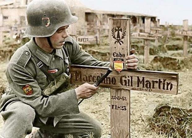 Испанцы о «Катюше»: Если бы Гитлер сконцентрировал на русских все свои силы…