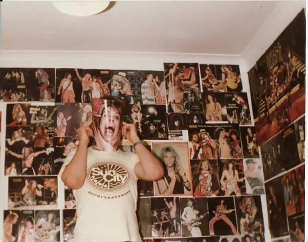 Плакатов много не бывает: типичные комнаты американских подростков 80‑х