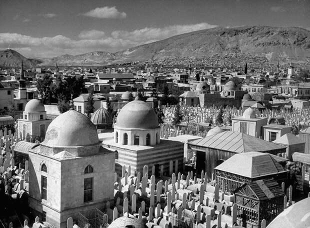 Syria1940 01 Сирия времен Второй Мировой