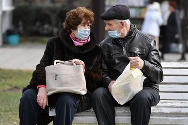 В Минздраве объяснили опасность коронавируса для пожилых