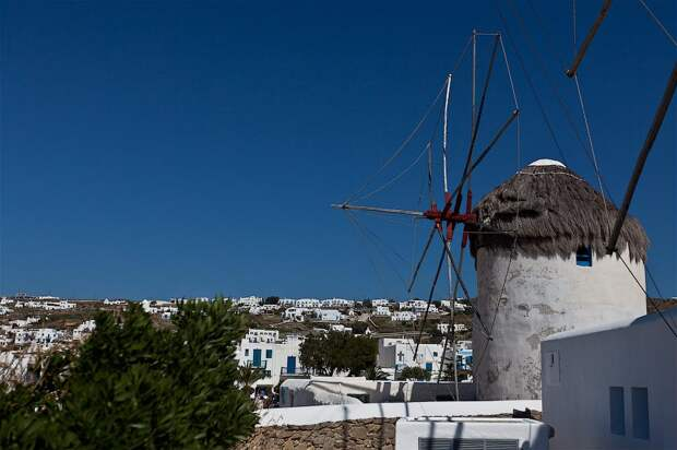 Остров Миконс — жемчужина Греции