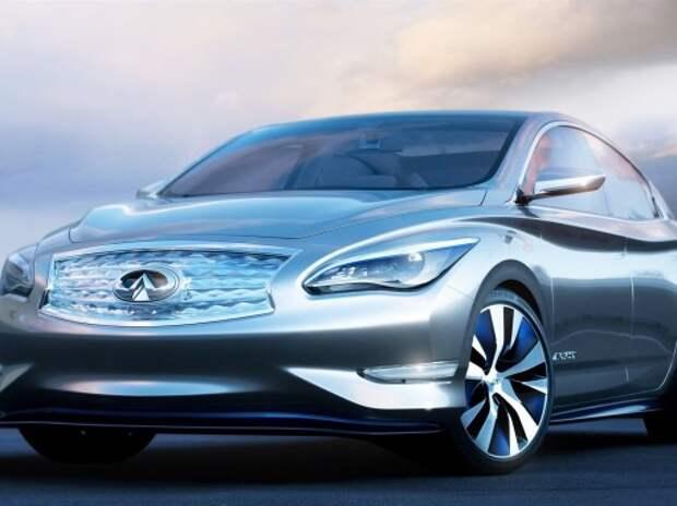 Infiniti отложила выпуск электромобиля LE из-за падения цен на нефть