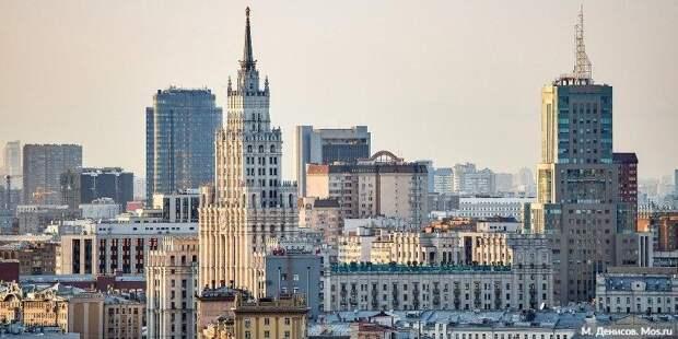 Почтовое отделение в Москве оштрафуют за нарушение мер антиковидных мер Фото: М. Денисов mos.ru