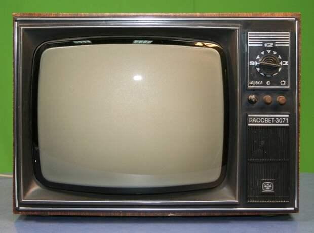 Телевизор Рассвет-307