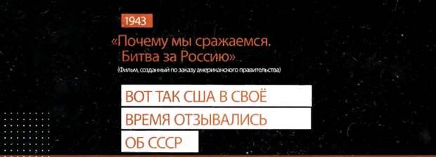 «Битва за Россию»: как американцам в 1943-м во время войны рассказывали о жителях СССР