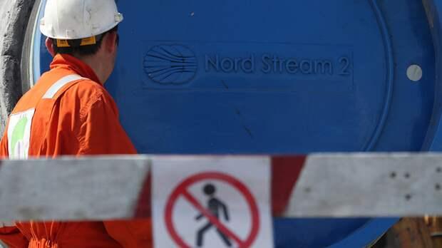 В Госдуме допустили завершение строительства «Северного потока» летом