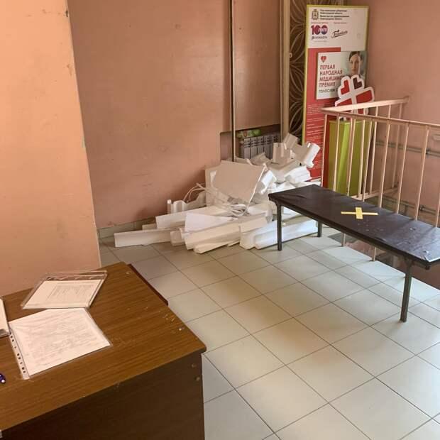 «Изменения должны начаться незамедлительно»: Давид Мелик-Гусейнов взял на контроль ситуацию в городской поликлинике №30