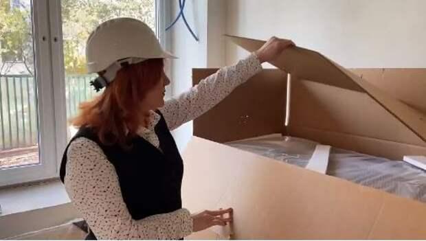 В поликлинику на Хачатуряна завезли системы кондиционирования