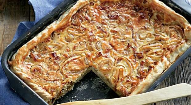 Картинки по запросу Луковый пирог