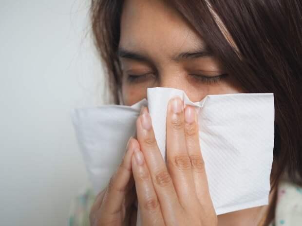 Уровень заболеваемости ОРВИ в Удмуртии на 13% превысил эпидпорог